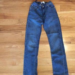 Boy's 511 slim fit jeans